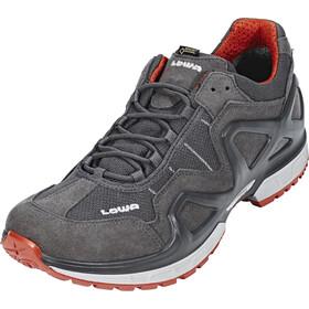 Lowa Gorgon GTX Shoes Men anthracite/rust